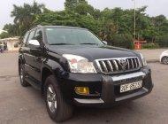 Bán ô tô Toyota Prado đời 2008, màu đen, nhập khẩu nguyên chiếc chính chủ giá 700 triệu tại Hà Nội