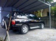 Bán Toyota Land Cruiser 4500EFI đời 2002, màu đen, số sàn, 2 cầu giá 330 triệu tại TT - Huế