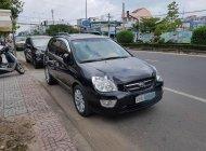 Bán Kia Carens sản xuất 2010, màu đen số sàn   giá 330 triệu tại Bình Thuận