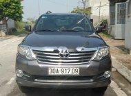 Bán Toyota Fortuner đời 2015, màu xám giá 825 triệu tại Hà Nội