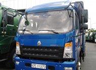Thanh lý xe tải Howo 7T5 thùng 6m2 ga cơ, trả góp 170 triệu nhận xe giá 130 triệu tại Tp.HCM
