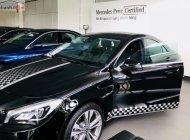 Bán ô tô Mercedes CLA 200 đời 2017, màu đen, xe nhập giá 1 tỷ 450 tr tại Tp.HCM