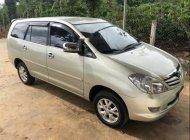 Bán Toyota Innova đời 2008, màu bạc, chính chủ giá 325 triệu tại Đắk Lắk