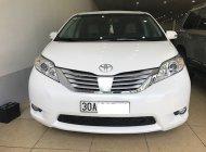 Bán ô tô Toyota Sienna Limited đời 2014, màu trắng, xe nhập giá 2 tỷ 480 tr tại Hà Nội