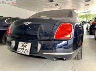 Bán Bentley Continental Flying đời 2012, màu xanh lam, xe nhập giá 4 tỷ 500 tr tại Hà Nội