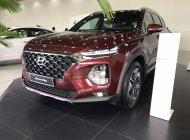 Bán Hyundai Santa Fe premium sản xuất năm 2019, màu đỏ giá 1 tỷ 185 tr tại Tp.HCM
