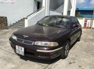 Bán Mazda 626 sản xuất 1996, màu tím, xe nhập   giá 100 triệu tại Tp.HCM
