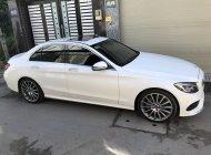 Cần bán lại xe Mercedes C300 AMG đời 2018, màu trắng, xe nhập giá 1 tỷ 690 tr tại Tp.HCM