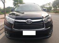 Toyota Highlander 3.5 Limited AWD màu đen/kem model 2015 đăng ký 2016 biển Hà Nội giá 2 tỷ 420 tr tại Hà Nội