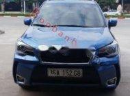 Bán xe Subaru Forester 2.0XT sản xuất năm 2016, màu xanh lam giá 1 tỷ 300 tr tại Hà Tĩnh