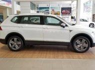 Bán Volkswagen Tiguan Allspace Luxury sản xuất năm 2019, màu trắng, nhập khẩu giá 1 tỷ 849 tr tại Tp.HCM