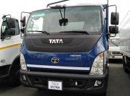 Xe tải Tata 7T thùng bạt 6m2 giá rẻ trảgóp giá 210 triệu tại Tiền Giang