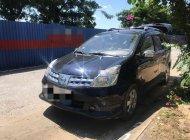 Chính chủ bán Nissan Grand livina đời 2011, màu đen, nhập khẩu giá 300 triệu tại Tp.HCM