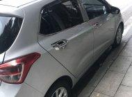 Bán ô tô Hyundai Grand i10 đời 2017, màu bạc, nhập khẩu nguyên chiếc xe gia đình giá 298 triệu tại Thái Nguyên