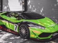Bán Lamborghini Huracan đời 2014, màu xanh lục nhập khẩu nguyên chiếc, giá tốt 12 tỷ 700 triệu đồng giá 12 tỷ 700 tr tại Tp.HCM