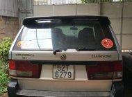 Cần bán xe Ssangyong Musso đời 2002, nhập khẩu nguyên chiếc, giá 120tr giá 120 triệu tại Đắk Lắk