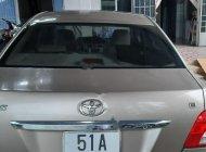 Xe cũ Toyota Vios 1.5G đời 2008, màu nâu giá cạnh tranh giá 317 triệu tại Bình Dương