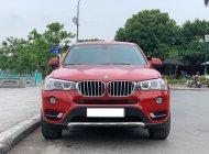 Bán BMW X3 Xdrive20i AT màu đỏ sản xuất 2014, biển Hà Nội giá 1 tỷ 250 tr tại Hà Nội