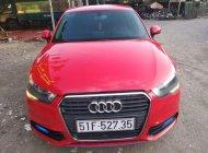 Bán xe Audi A1 năm sản xuất 2010, màu đỏ, nhập khẩu giá 480 triệu tại Tp.HCM