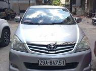 Cần bán gấp Toyota Innova sản xuất 2010, màu bạc, giá 375tr giá 375 triệu tại Hà Nội