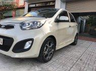 Bán Kia Morning đời 2011, màu kem (be), xe nhập ít sử dụng giá 318 triệu tại Thái Nguyên