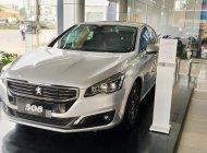 Bán ô tô Peugeot 508 đời 2015, màu bạc, nhập khẩu nguyên chiếc giá 1 tỷ 30 tr tại Hà Nội