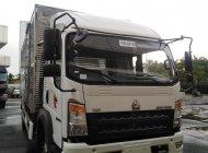 Xe tải Howo 8T5 thùng kín 7m ga cơ vay trả góp giá rẻ  giá 195 triệu tại Tp.HCM