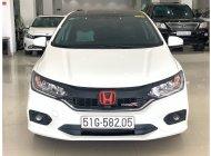 Bán Honda City 1.5 AT 2018, màu trắng, trả trước chỉ từ 162tr, hotline: 0985.190491 (Ngọc) giá 540 triệu tại Tp.HCM
