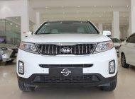 Bán xe Kia Sorento 2.4 AT 2019, màu trắng, trả trước chỉ từ 267tr, hotline: 0985.190491 Ngọc giá 890 triệu tại Tp.HCM