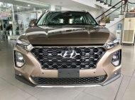 Cần bán Hyundai Santa Fe sản xuất 2019, màu nâu giá 1 tỷ 185 tr tại Tp.HCM