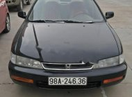 Cần bán Honda Accord năm sản xuất 1994, màu đen, nhập khẩu giá 80 triệu tại Hà Nội