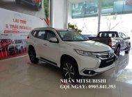 Cần bán xe Mitsubishi Pajero Sport đời 2019, màu trắng, nhập khẩu, 888 triệu giá 888 triệu tại Quảng Nam