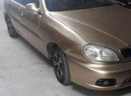 Cần bán Daewoo Lanos sản xuất năm 2001, màu vàng giá 48 triệu tại Ninh Bình
