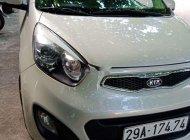 Bán xe Kia Morning đời 2011, màu kem (be), bản full giá 318 triệu tại Thái Nguyên