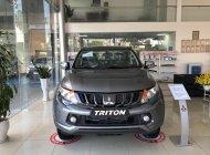 [Giá rẻ] Mitsubishi Triton số tự động, tiết kiệm dầu 7L/100km, cho vay 80% lãi ưu đãi. Gọi: 0905.91.01.99 giá 586 triệu tại Đà Nẵng