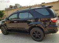 Bán Toyota Fortuner 2.5G sản xuất năm 2010, màu đen, xe gia đình giá 600 triệu tại Ninh Bình