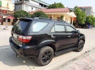 Gia đình bán Toyota Fortuner 2010, màu đen giá 600 triệu tại Ninh Bình