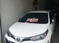 Bán Toyota Yaris 1.5AT sản xuất 2018, màu trắng giá 610 triệu tại Tp.HCM
