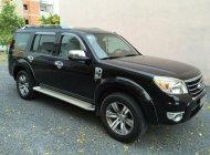 Chính chủ bán xe Ford Everest đời 2010, màu đen giá 580 triệu tại Tp.HCM