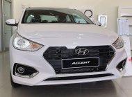 Cần bán Hyundai Accent sản xuất năm 2019, màu trắng, xe nhập  giá 428 triệu tại Tp.HCM
