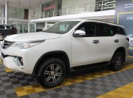 Cần bán Toyota Fortuner V 2.7AT sản xuất 2017, màu trắng, nhập khẩu giá 998 triệu tại Tp.HCM