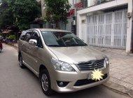 Cần bán gấp Toyota Innova 2012, xe gia đình sử dụng còn zin giá 398 triệu tại Tp.HCM