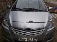 Bán ô tô Toyota Vios đời 2009, màu bạc số sàn giá 210 triệu tại Ninh Bình
