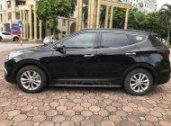 Cần bán xe Hyundai Santa Fe năm sản xuất 2018, màu đen giá 1 tỷ 30 tr tại Hà Nội