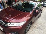 Cần bán xe Honda City đời 2016, màu đỏ, nhập khẩu nguyên chiếc ít sử dụng  giá 515 triệu tại Hà Nội
