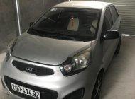 Cần bán gấp Kia Morning AT 2012, màu bạc, nhập khẩu nguyên chiếc giá 220 triệu tại Hà Nội