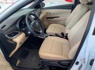 Cần bán xe Toyota Yaris 1.5G 2019, màu trắng, Nhập khẩu Thái giá 625 triệu tại Tp.HCM