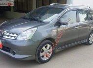 Bán Nissan Grand livina sản xuất 2010, màu xám, xe gia đình  giá 350 triệu tại Điện Biên