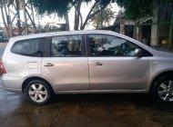 Bán ô tô Nissan Grand livina sản xuất 2012, màu bạc, xe nhập chính chủ, giá 300tr giá 300 triệu tại Bình Định