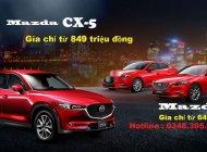 Cần bán Mazda 3 2019, màu đỏ, xe nhập giá 564 triệu tại Hà Nam